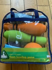 Early Learning Centre Elc Foam Bowling Game Outside Children 00006000 's Garden Toy
