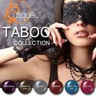 QUTIQUE Professional Soak Off TABOO Gel Nail Polish Colour Pack/Kit/Set UV/LED