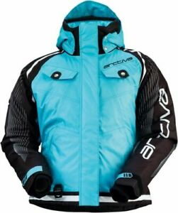Arctiva Gem S6 Womens Small Insulated Snowmobile Jacket Waterproof Hooded NWT