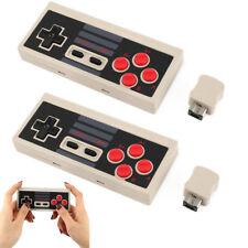 1/2pc Mini Wireless GamePad Controller for Nintendo NES Classic Edition Console