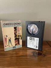 Cheech And Chong Get Out Of My Room 1985 BETA (NOT VHS) Betamax RARE OOP HTF