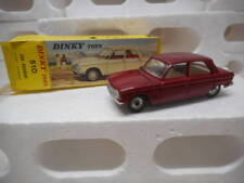 Dinky Toys France 1/43 Peugeot 204 red  cod. 510