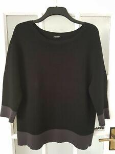 GERRY WEBER Black  Jumper  Size UK 16-18 / EU 44 great condition