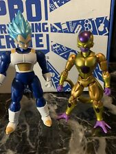 Dragon Ball Super Dragon Stars Golden Frieza Bandai Model Kit Vegeta Lot