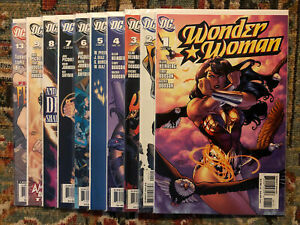 wonder woman volume 3 lot (30 issues)