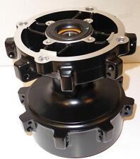OEM Honda TransAlp 700 rear wheel hub with bearings matches our DID wheel rims