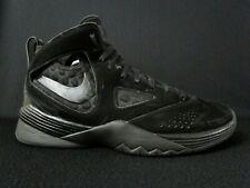 Nike Zoom Huarache 2k5 2010 Mens B-Ball Shoes Size 11.5  Black/Black 386432-002