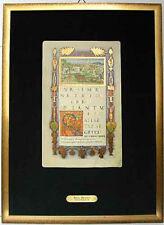 Faksimile aus der Georgica von Vergil, Italien, Ende 15. Jahrhundert