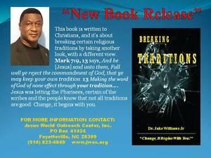 """Book - """"Breaking Traditions"""""""