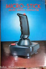 Datex Micro-Stick Micro Switch Joystick / Contactor - New Old Stock Rare