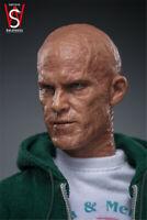 1/6 Deadpool Action Figure Casual Ver. Wade Winston Wilson Collection SWTOYS