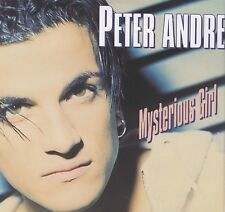 Mysterious Girl by Andre Peter by Andre Peter by Andre cd single