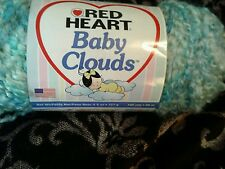 RED HEART YARN / BABY CLOUDS/ DISCONTINUED/ SMILEY