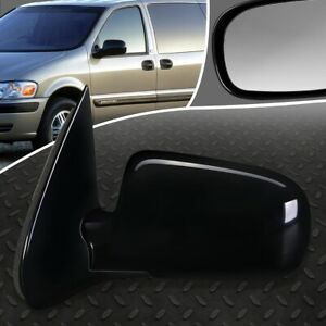 FOR 97-04 CHEVY VENTURE SILHOUETTE OE STYLE POWERED LEFT SIDE VIEW DOOR MIRROR