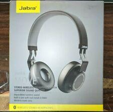 Jabra Move Stereo Wireless Headphones Ote21 Coal Brand New