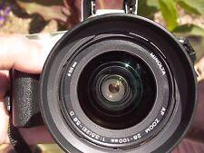 Minolta AF Zoom 28-100mm F:3.5~5.6D Silver A77 A99 ll SONY A6300 A6500 TESTED