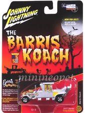 JOHNNY LIGHTNING JLSS002 THE MUNSTERS BARRIS KOACH 1/64 Chase WHITE LIGHTNING