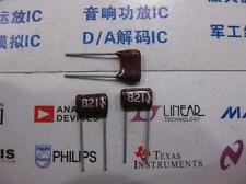 10x  820Ω Susumu Noninductive Resistor  820R  5mm