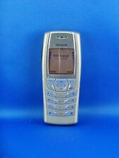 "Nokia 6610i - Grau (Ohne Simlock) Handy Stereo FM radio Infrarot 1,5"" gut"