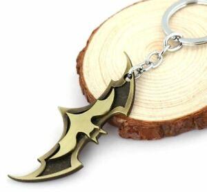 Comic Book Hero Batman Key Ring