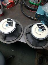 1 pair of Celestion K10T-20 Vintage  Speakers, 8 Ohm