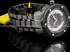 Invicta Reserve Speedway SKULL Automatic 24J Skeletonized Exhibition CB SS Watch