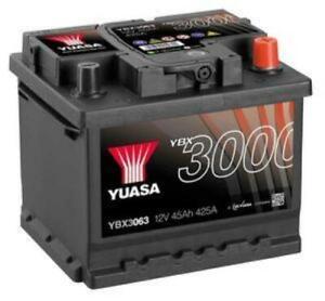 Yuasa YBX3086  CAR BATTERY SEALED 12V 75AH