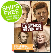 Unsolved History Legends Never Die, Princess Diana, JFK, Marilyn Monroe, Lincoln