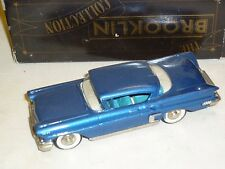 Brooklin models BRK 48,  1958 Chevrolet Impala sport coupe.. Boxed