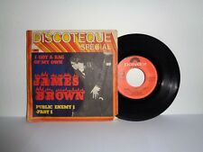 JAMES BROWN I GOT A BAG OF MY OWN - PUBLIC ENEMY 1-PART 1 POLYDOR 2066 277