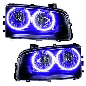 For 2005-2010 Dodge Charger SMD Headlights (Non-HID) Oracle 7022-007
