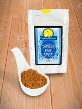 Seasoned Pioneers Chinese Five Spice Blend Seasoning 27g Spice Resealable Packet
