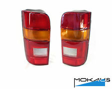 Toyota hiace van RZH tail lights 1989-2004 left and right (with free globes)