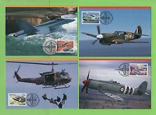 First Day of Issue Aviation Stamps