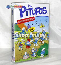 The Smurfs first Season - Los Pitufos 1ra Temporada en ESPAÑOL LATINO Region 4