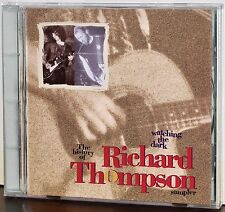 RYKO HANNIBAL PROMO CD VRCD-5303: Richard Thompson - Watching The Dark, 1993 USA
