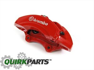 12-19 JEEP GRAND CHEROKEE SRT FRONT RIGHT SIDE DISC BRAKE CALIPER BREMBO MOPAR