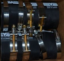FORD TURBO DIESEL Intercooler Boot Kit 7.3L 1998 1999 2000 2001 2002 2003 3 inch