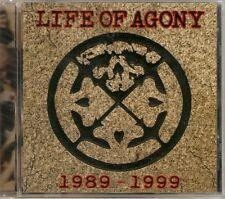 Life Of Agony - Life Of Agony 1989-1999 (CD 2001) NEW