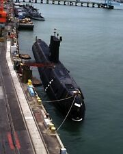 New 11x14 Photo: Uss Nautilus (Ssn-571), World's 1st Nuclear-Powered Submarine