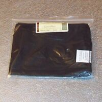 Longaberger Black LETTER TRAY Basket Liner ~ Brand New in Longaberger Package!