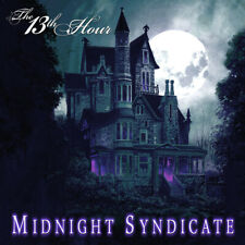 Midnight Syndicate The 13th Hour Halloween Party Background Music CD
