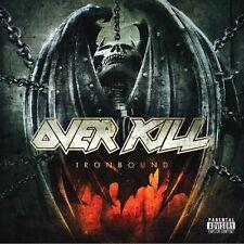 Overkill - Ironbound [New CD] Explicit