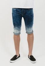 Antioch Kicker Pantalones cortos de mezclilla diapositiva Destruido Denim para hombre cintura 32 Box1500 I