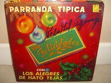 Los Alegres De Hato Tejas - Parranda Tipica - Rare LP in Great Conditions - L1