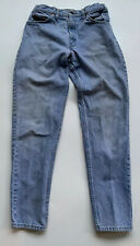 VTG Levi's 550 Orange Tab Tapered Relaxed Fit Made In USA 32 x 34 (31 x 33)