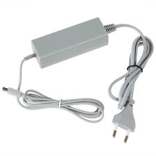 EU Power Supply AC Adapter Charger Cable Cord for Nintendo Wii U Gamepad
