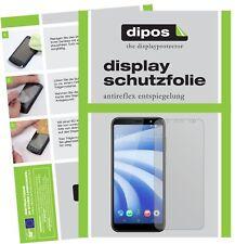 6x HTC U12 Life Screen Protector Protection Anti Glare dipos