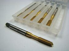 GREENFIELD Plug Thread Forming Taps #10-24 H4 HSS-E TiN 19827 Qty 6 -3562E2033
