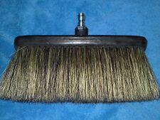 PRESSURE WASHER LONG HAIRED HOG HAIR BRUSH 90MM CARWASH VALETING MINI Q/R 11.6MM